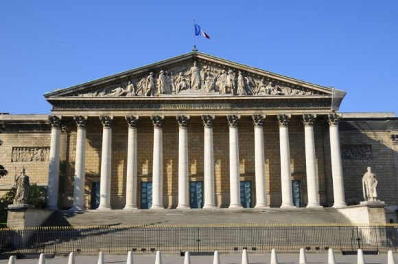 Zgrada francuskog Parlamenta