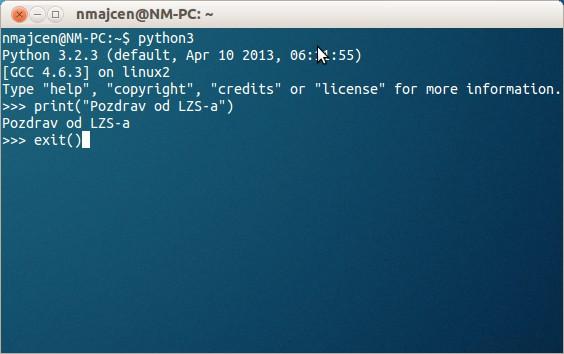Uvod u Python