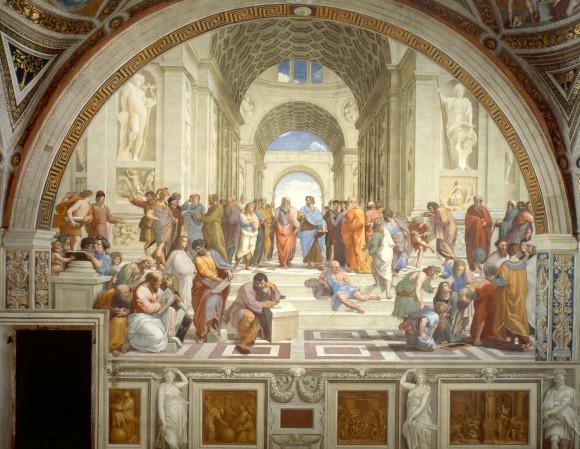 Rafaelova Atenska škola