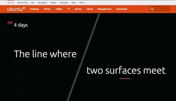 Novo misteriozno odbrojavanje na Ubuntuovoj stranici