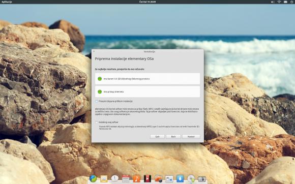 Priprema instalacije Elementary OS-a