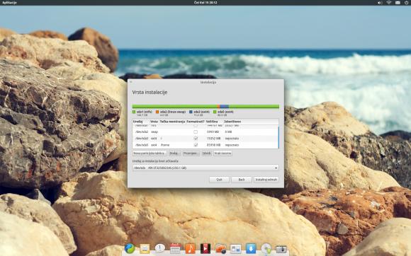 Priprema HDD-a za instalaciju