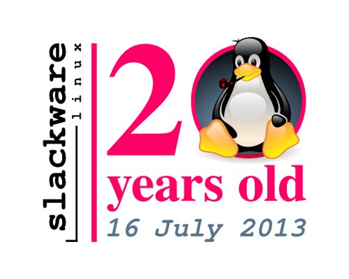 Slackware-birthday