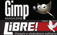 Gimp Magazine 4 & Libre 16