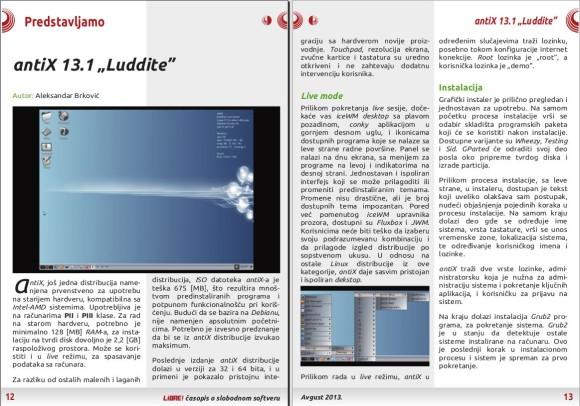 Libre 16 - preview