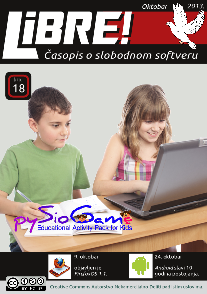 Libre 18 - naslovnica