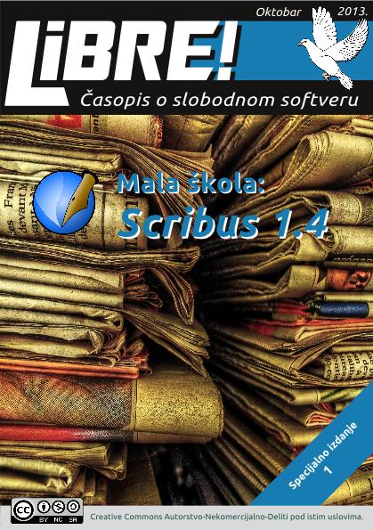 Libre Specijal 1 - naslovnica