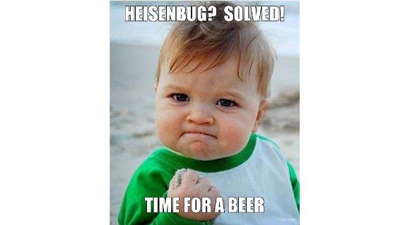 Heisenbug
