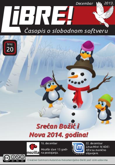 Libre 20 - naslovnica