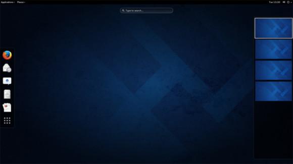 Fedora Heisenbug GNOME