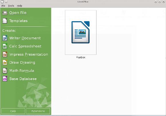 Novi dijaloški okvir za Nedavne dokumente