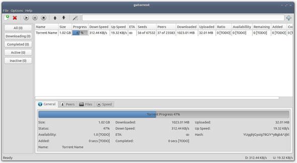 GuTorrent