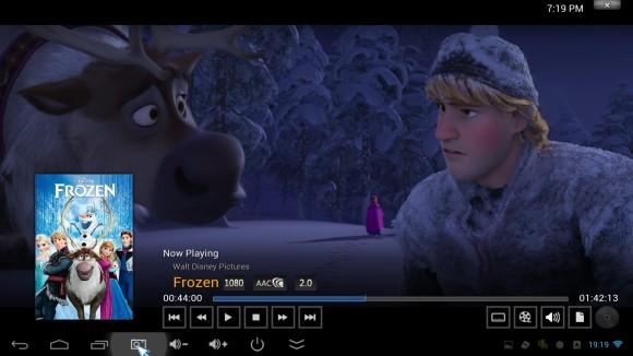 XBMC - Film u 1080p rezoluciji