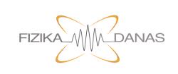 "Logo ""Fizika danas"""