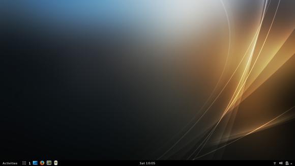 openSUSE 13.1 GNOME nakon malo uljepšavanja