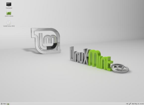 Linux Mint 17 - MATE radno okruženje