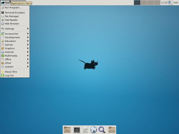 Slackware-14-5 Xfce