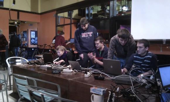 LinuxInstallFest 2010. - Izvor: HULK.hr
