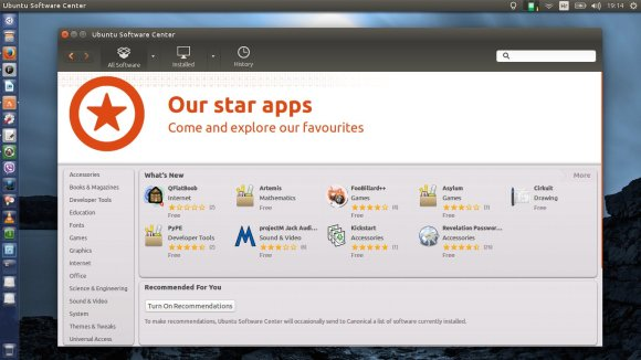 Ubuntuov Centar softvera