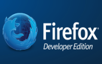 Firefox Devloper Edition - thumbs
