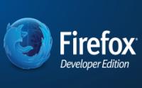 Firefox Devloper Edition - thumbs