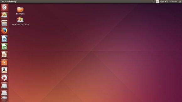 Ubuntu 14.10 Live