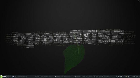 openSUSE 13.2 - desktop