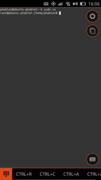 BQ Aquaris E4.5 Ubuntu Edition - root pristup
