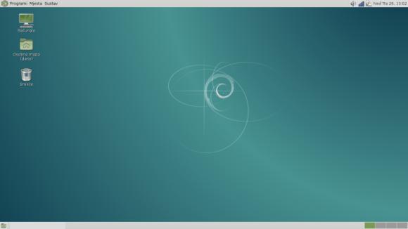 Debian 8 MATE