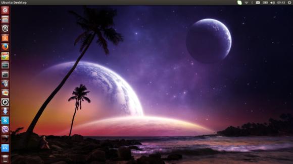 Unity 7 - desktop