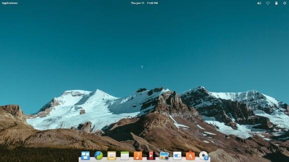 elementary OS 0.3 Freya - Live