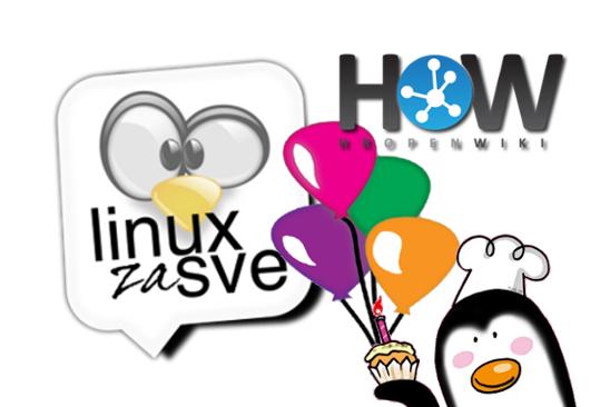 Sretan rođendan Linux