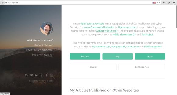 Laka izrada web stranice putem GitHuba