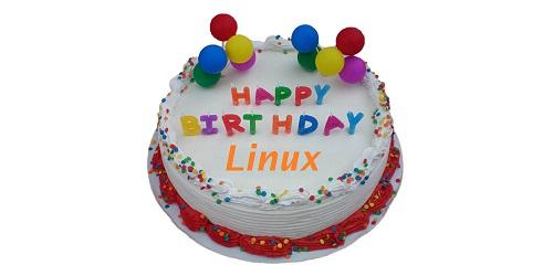 Sretan 25. rođendan Linux