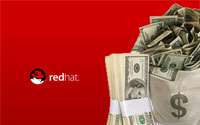 Red Hat Money profit dollars