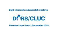 DORS/CLUC 2013