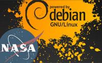 Debian NASA ISS