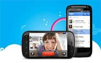 Skype smartphone
